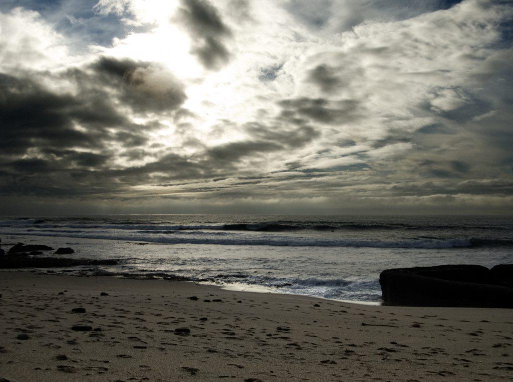 Davenport Landing beach
